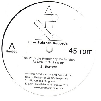 VFT - Return To Techno EP