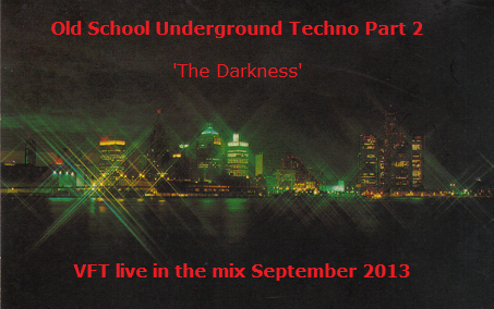 Old School underground Techno mix pt2